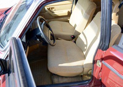 Volvo 244 interieur