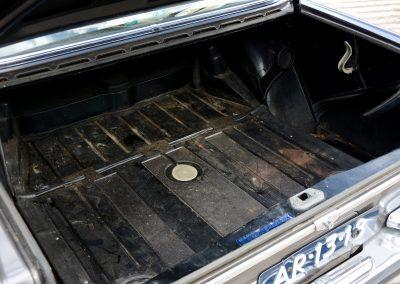 280SE W108 kofferbak
