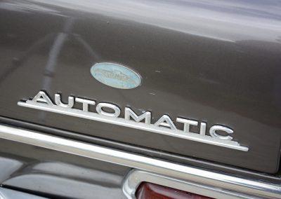 280SE W108 automatic