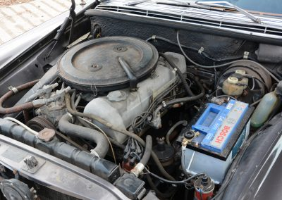 280SE W108 M130 motor