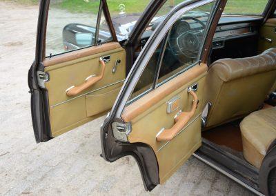280SE W108 deuren