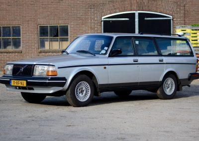 Volvo 245 Polar – LPG – 1990 – Verkocht