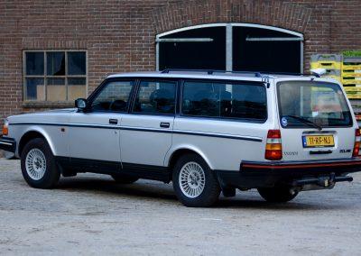 Volvo 245 Polar links achter