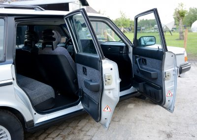 Volvo 245 Polar deuren