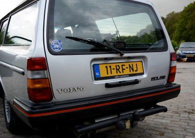 Volvo 245 Polar achterkant