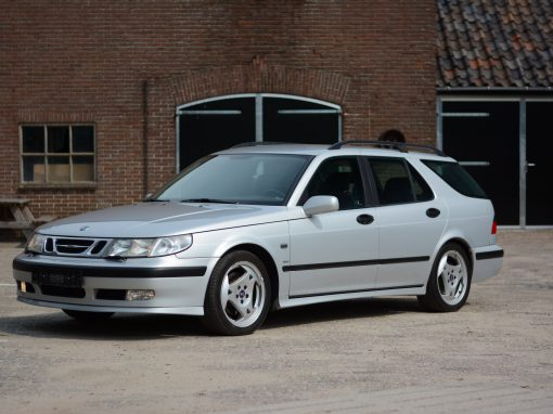 Saab 9-5 Turbo Aero Estate – 2001 – Verkocht