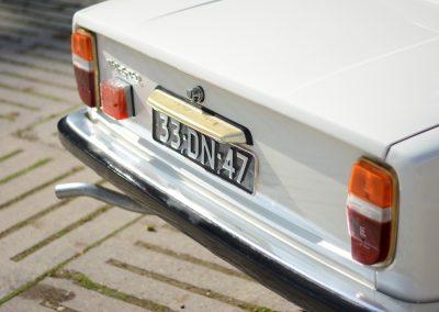 Volvo 142 achterkant