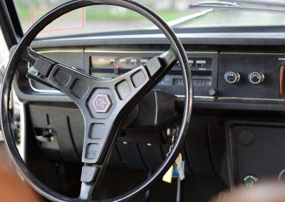 Volvo 142 GT stuur