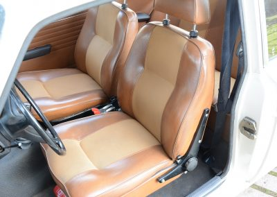 Volvo 142 stoelen