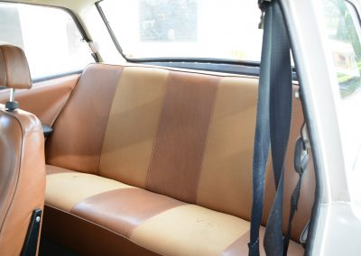 Volvo 142 achterbank