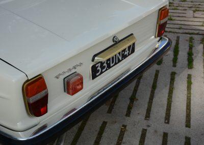 Volvo 142 achter