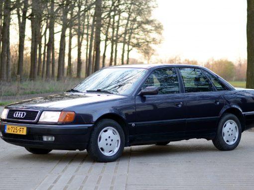Audi 100 2.8E – 99.500 km – 1993 – Verkocht