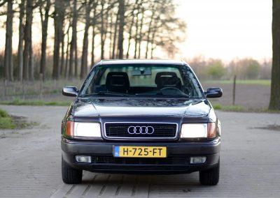 Audi 100 voor