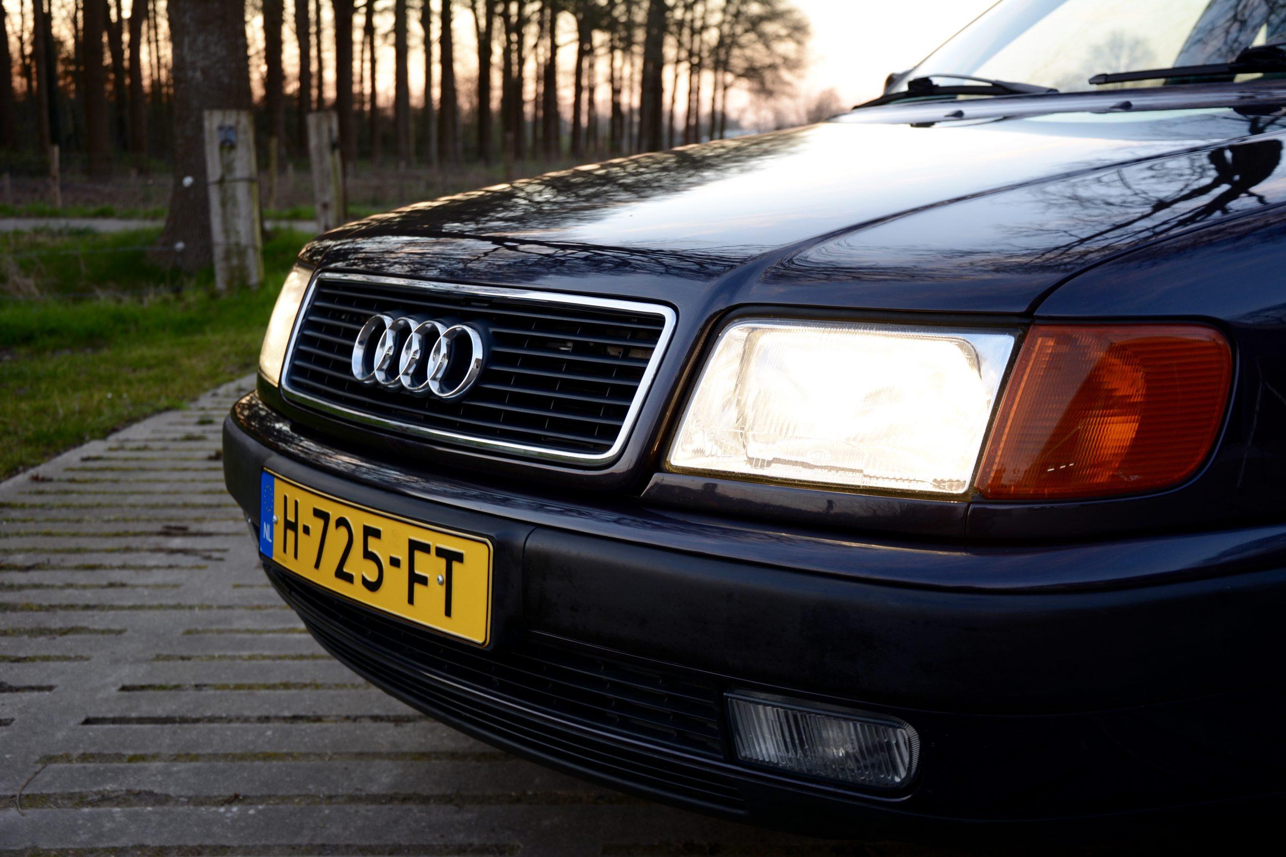 Audi 100 neus