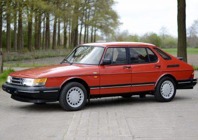Saab 900S Turbo – 1991 – Verkocht
