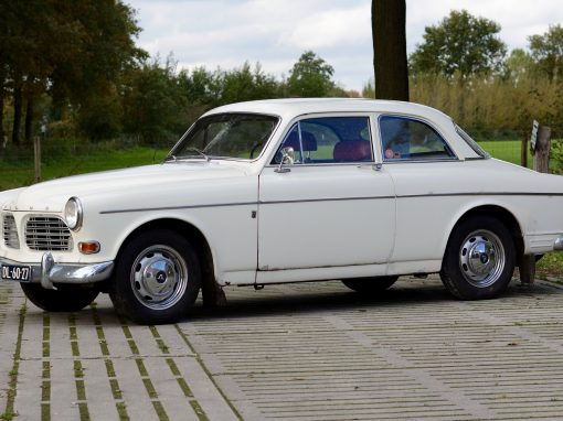 Volvo Amazon – 1970 – LPG – Verkocht